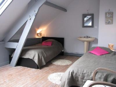 chambre 3 (2ème étage)